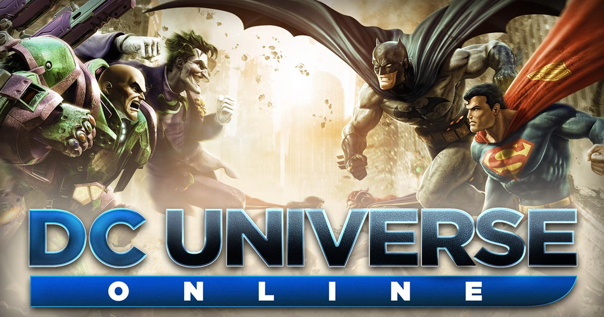 Register Dc Universe Online